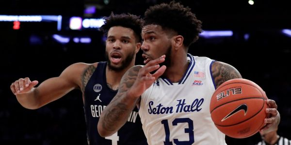Here are the most likely March Madness upsets, according to Las Vegas