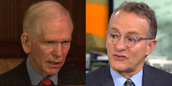 Jeremy Grantham and Howard Marks became investing legends by nailing huge market calls - but they disagree on what traders should do when a bubble is about to burst