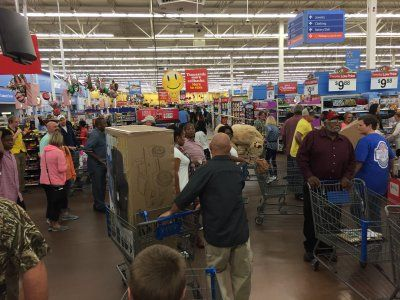 We went to Walmart for Black Friday - and it was nothing like we expected