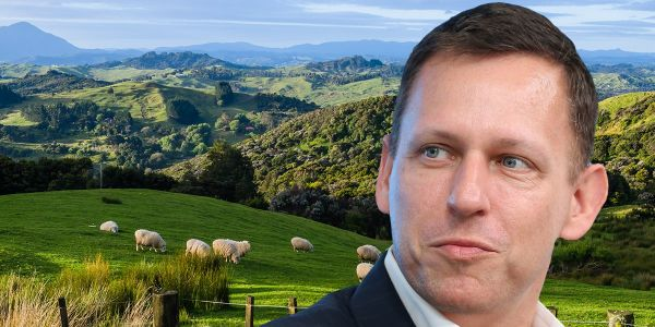 New Zealand has banned foreigners from buying homes in the country