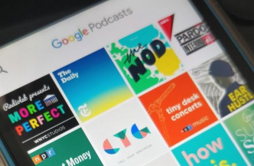 Google launches standalone podcast app on Android