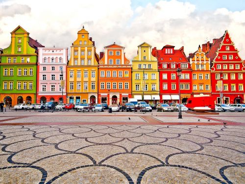 26 breathtaking photos of colorful places in Europe