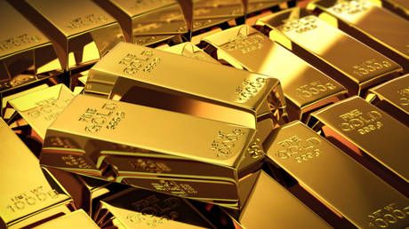 Russia's gold & foreign currency reserves surge by over $3 BILLION in one week