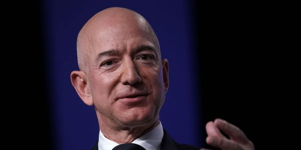 Jeff Bezos sold $2.5 billion in Amazon stock as he prepares to step down as CEO - and could sell more worth $6.54 billion