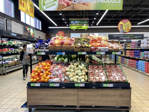Aldi stores are getting a $5.3 billion update -and the result is almost unrecognizable