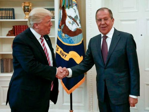 An American spymaster reportedly told Israeli counterparts that Putin has 'leverages of pressure' over Trump