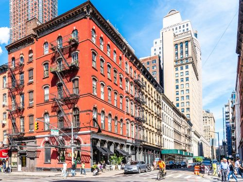 Forget the Upper East Side - Manhattan's richest neighborhood is all about subtle wealth, and it shows a major evolution in how the elite are living