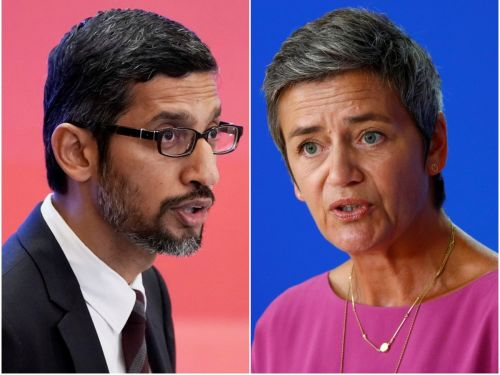 Google fined $1.7 billion over a 3rd breach of EU antitrust rules in as many years