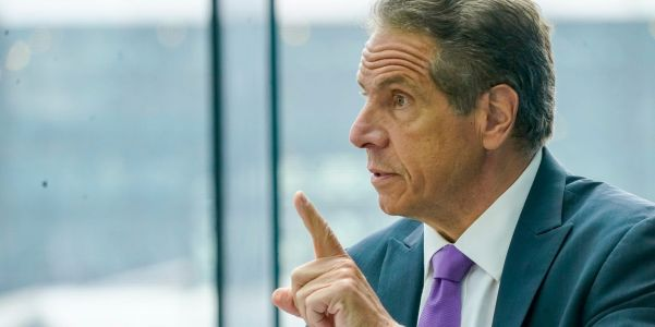 Cuomo attempts to define harassment at tense press conference: 'If I make someone feel uncomfortable, that is not harassment'