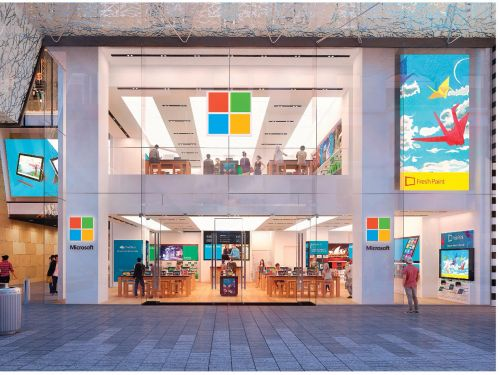 Microsoft confirmed it plans to open a store on London's famous Regent Street