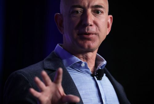 Jeff Bezos just named his newest 'shadow,' a technical adviser who will follow the billionaire CEO to every one of his meetings