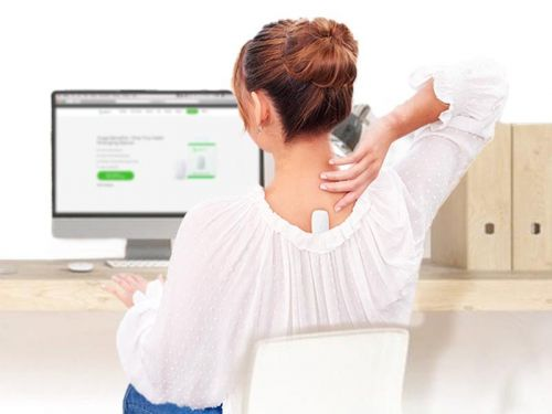This small, discreet $80 device improved my posture and helped reduce my back pain - here's how it works