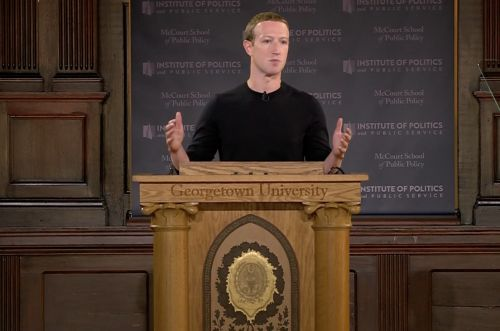 Zuckerberg on Chinese censorship: Is that the internet we want?