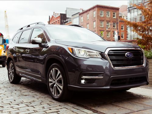 We drove a $46,000 Subaru Ascent SUV that will take on Toyota, Honda, and Ford - here are its best features