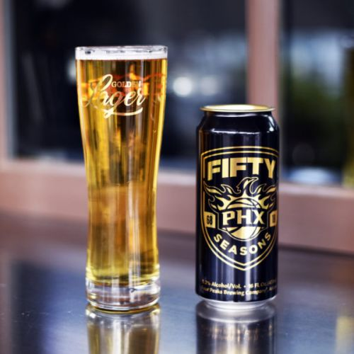 Four Peaks Brewing Review: Golden Lager Offers Refreshing Light Flavor For Super Bowl Festivities