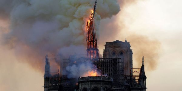 A new account sheds light on mistakes made in finding the Notre Dame fire that meant it was already burning out of control by the time it was discovered