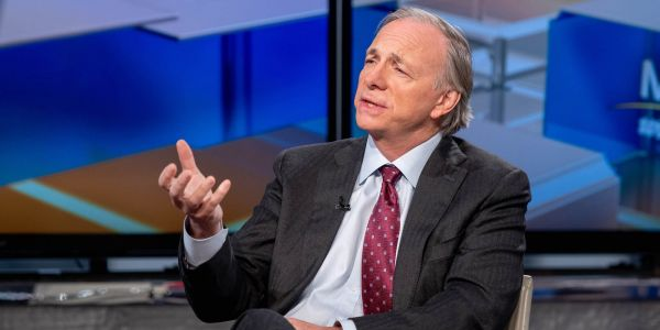Legendary billionaire Ray Dalio told a crowd at Davos that the next economic meltdown scares him more than anything - here's what he said, and why he's so worried