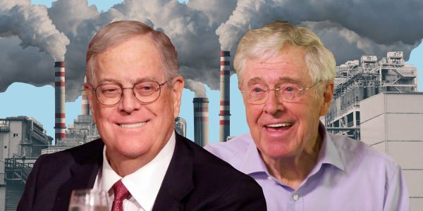 The Koch brothers are worth over $50 billion each after years of family feuds and massive lawsuits - here's how they spend their wealth