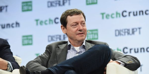 Coinbase investor Fred Wilson said bitcoin could be a 'fantasy' when he first invested in 2013. His firm's stake is now worth a whopping $4.6 billion, or 1,840 times its initial investment