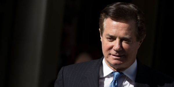 Senior Treasury Department employee charged with leaking to media about suspicious financial activity reports on Manafort and Gates