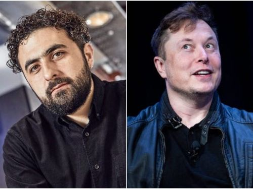 DeepMind's cofounder partied with Elon Musk for his raucous 40th birthday party on the Orient Express, a new book revealed