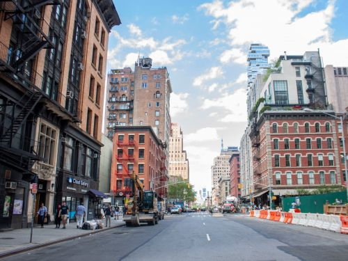 I toured 2 of NYC's most notoriously expensive areas for real estate, and they offered a very different look at the city's wealth