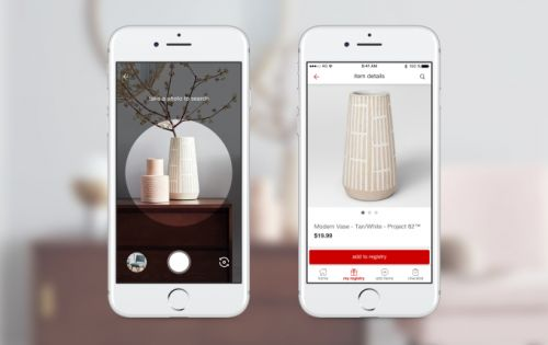 Target is adding Pinterest's visual search tool to its app and website