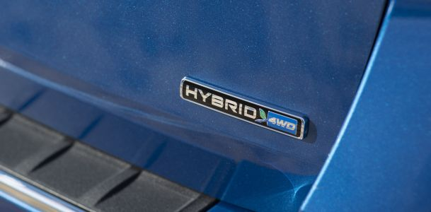 Ford is making a hybrid Explorer SUV