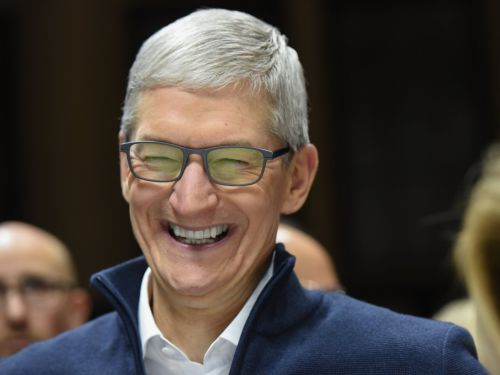 Apple just blew past Microsoft to become the world's most-valuable public company