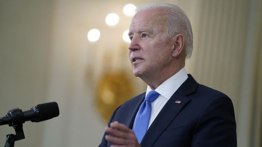 Biden Backs Waiving International Patent Protections For COVID-19 Vaccines