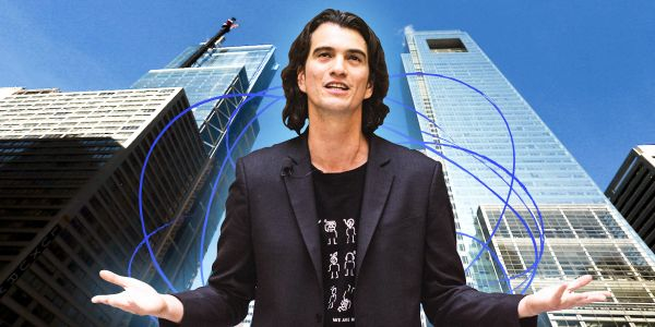 WeWork's collapsed IPO has reportedly tanked a $112 million London property deal