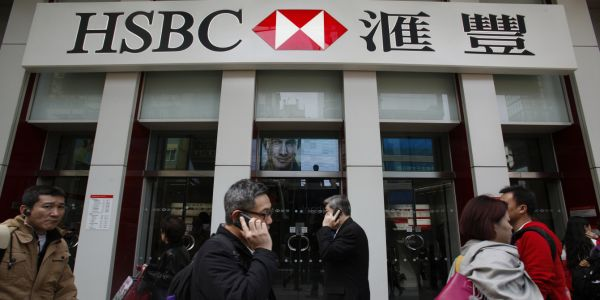 HSBC beats expectations with 79% jump in Q1 pre-tax profit as cautious outlook prompts credit loss reversal