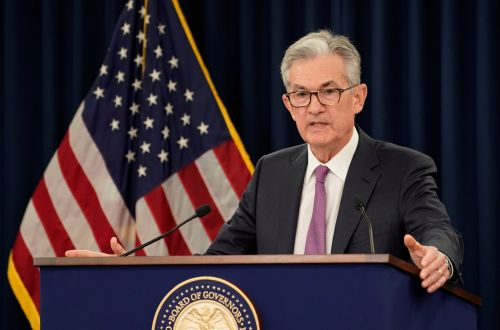 Fed Chief Jerome Powell just issued the strongest signal yet that the central bank will soon cut interest rates