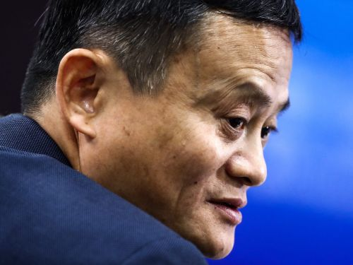 Jack Ma reportedly made a surprise visit to Ant Group's headquarters in one of his few public appearances since China pulled the firm's $35 billion IPO