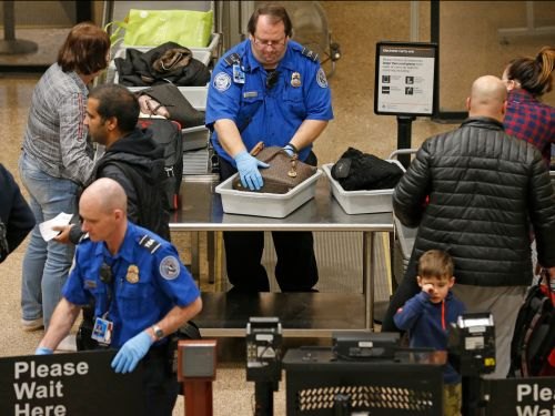 TSA has found money to give employees transit and parking benefits during the government shutdown