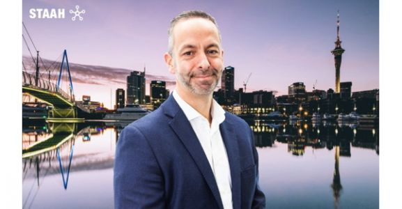 NEW COO at STAAH HQ: Tony Howlett Looks to Take Business to the Next Level