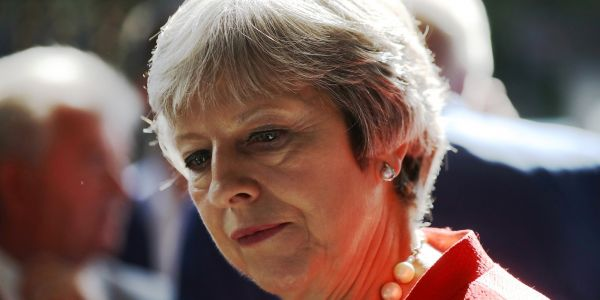 Theresa May leaves Brussels with little Brexit progress and her own MPs threatening mutiny