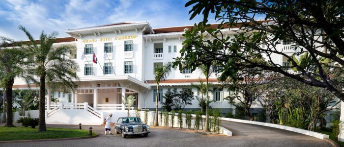 This newly revamped luxury hotel is the best reason to visit Siem Reap this year