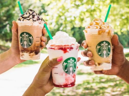 Starbucks employees and regulars reveal their 40 favorite foods and drinks from the chain