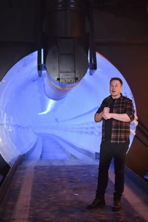 Here's what we know about Elon Musk's proposed high-speed 'Loop' between Baltimore and D.C