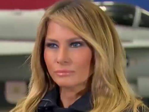Melania Trump says her biggest struggle at the White House is dealing with 'opportunists' who use her 'family's name'