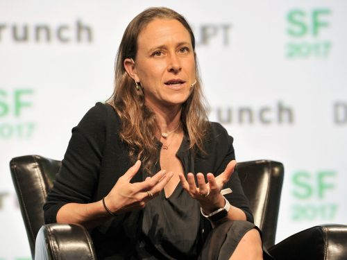 The CEO of Silicon Valley DNA testing startup 23andMe shares the health product she hopes to sell next