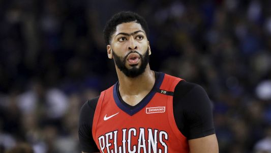Anthony Davis has been traded to the Lakers and LeBron James