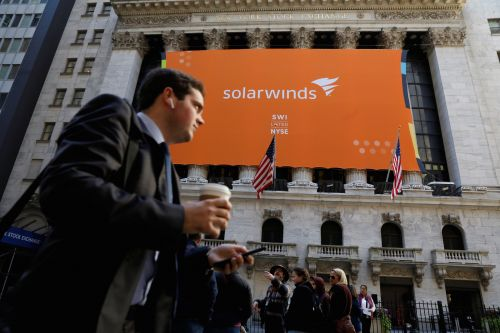SolarWinds prices downsized IPO at $15 a share
