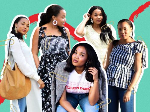 A 30-year-old fashion blogger turns budget-friendly clothes into expensive-looking ensembles. Here's what she wore every day for a week