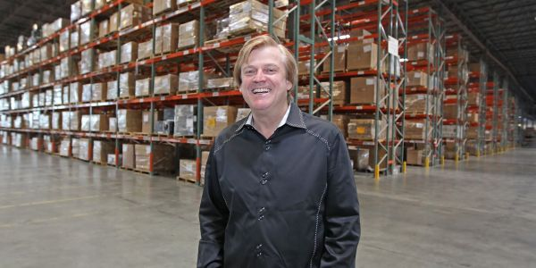 Overstock's controversial former CEO sold his entire $90 million stake to pile into gold and crypto investments