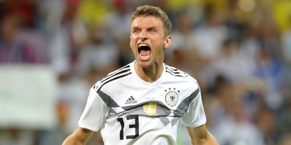 Germany scores crucial game-winner in final minute of stoppage time to keep World Cup hopes alive