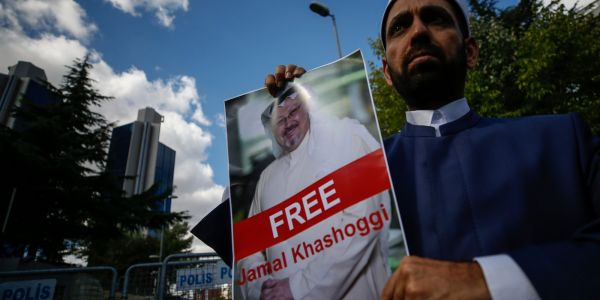 'I'm not going to stop': Friend of missing journalist Khashoggi says Saudi government knew about a 'dangerous' secret project they were working on