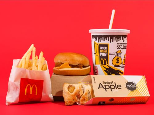 McDonald's made a $300 million deal to sell you things like Amazon does