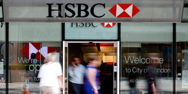 HSBC bans clients from buying shares of MicroStrategy, which has become known for its massive bitcoin purchases
